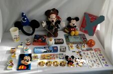 Disney Mickey Mouse And Friends Mixed Lot Plush Frame Figures Others