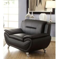 Kingway Furniture Ashely Living Room Chair -Black