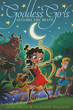 Artemis the Brave (Goddess Girls)-ExLibrary