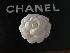Original weisse CHANEL Kamelie * Camelie * Kamelia * Camelia сa. 6,5 -7 cm