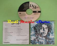 CD DISCO MESE 3 MARLEY REGGAE compilation PROMO 1995 BOB MARLEY POLICE (C22**)