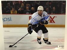 TEEMU SELANNE Anaheim Mighty Ducks Signed Autographed 8x10 Photo NHL COA