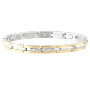 Sabona Stainless Steel Magnetic Men/'s Bracelet