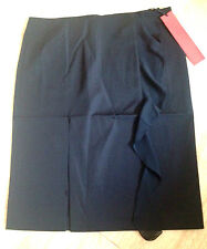 LADIES black work gypsy pencil SKIRT SIZE  14 by NAUGHTY NEW