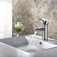 Bathroom Faucet 1 handle/hole Waterfall mixer basin bath sink tap chrome