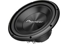 """New Pioneer A-Series TS-A120D4 1500 Watts 12"""" Dual 4 Ohm Car Subwoofer Sub"""