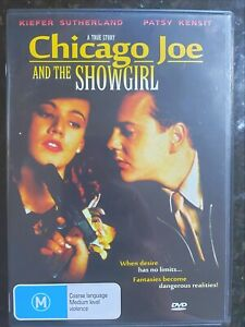 Chicago Joe and the Showgirl (Multi Region DVD) FREE Next Day Post from, NSW