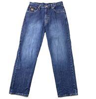 CINCH Mens Size 32x32 5 Pocket Denim Blue Jeans