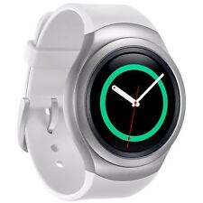 Samsung Gear S2 SM-R730A Silver Smart Watch (AT&T Model)