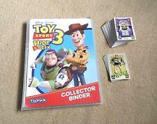Large Toy Story 3 Hide & Seek Card Bundle- Includes Collector Binder- x74 Cards