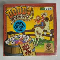 New Sealed Heartland Games Rodeo Rummy Game Ages 8 & Up  *2012 Game of the Year*