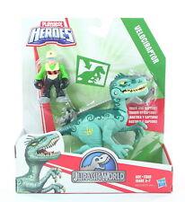JURASSIC WORLD Playskool Tracker VELOCIRAPTOR dinosaur action figure toy - NEW!