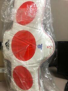 WTF Adidas Originals TAEKWONDO BODY PROTECTOR 5 Size: XL Padded Chest Guard