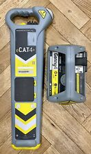 Cat & Genny  Ecat4+ Cable Avoidance Tool Radiodetection Cable Locator