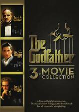 THE GODFATHER COLLECTION NEW DVD