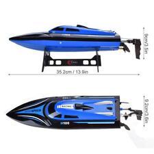 RC Speedboot 4Kanal 25 km/h RC Schiff Ferngesteuertes Rennboot Komplettset DHL