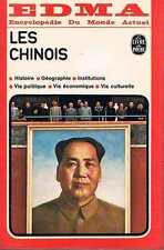 Les Chinois   livre de poche