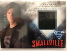 Smallville Seasons 7 10 Tom Welling as Clark Kent Wardrobe Costume Card M30