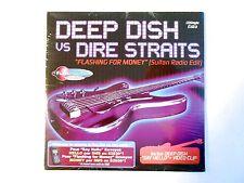 DEEP DISH vs DIRE STRAITS : FLASHING..   ★ Port Gratuit - CD Neuf ★ NEW & SEALED