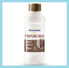 STANHOME: FURNITURE CREAM CREMA NUTRIENTE MOBILI 250 ml -Confezione NEW