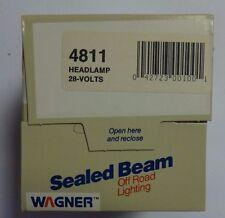 WAGNER 4811 HEADLIGHT 28-VOLTS