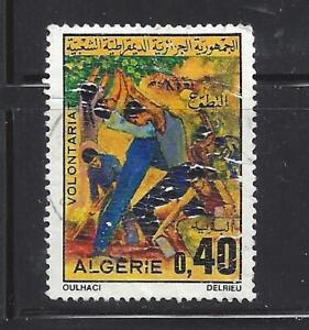ALGERIA - 507,511,515-516,518 - USED - 1973-1974 ISSUES