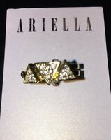 NORDSTROM Ariella Collection Ring Size 7 Jewelry Gold Retail $65