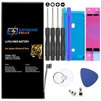 Extremecells Akku für Apple iPhone 8 Plus + Werkzeug SET Batterie Accu 2691mAh