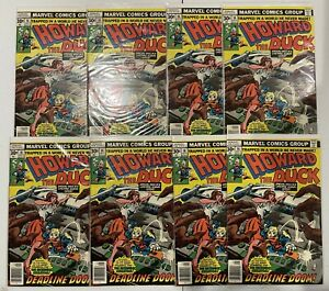 Howard the Duck #16 (8 Copies) NM- 9.2 See Details