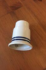 Dansk Japan BLUE Hurricane Lamp Candle Holder Two Blue