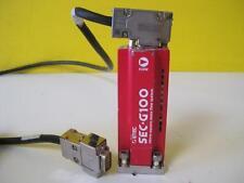HORIBA STEC MFC MASS FLOW CONTROLLER G100 SEC-G111AMC N2 500SCCM C.F. 1.000