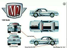 M2 Machines Ford Mustang GT Fox Body 5.0 Hobby Exclusive Limited Pre Sale