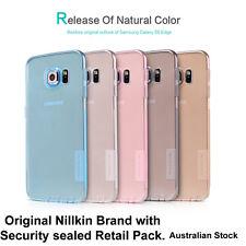 Samsung Galaxy S6 Edge Case Cover Soft TPU Skin Clear Case Samsung Galaxy S6 Edg