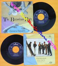 LP 45 7'' THE BOOMTOWN RATS Banana republic Straight up 1981 italy no cd mc dvd