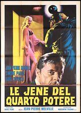 LE JENE DEL QUARTO POTERE MANIFESTO CINEMA JEAN-PIERRE MELVILLE MOVIE POSTER 2F
