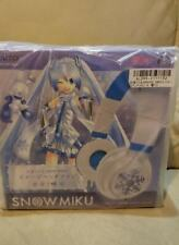 Hatsune Miku Image headphone cosplay Snow Miku white & blue Taito Toreba