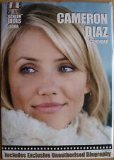 Cameron Diaz Kalender 2008 Spiralbindung 30 x 42 cm 12 Poster zum Rautrennen