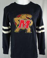 Maryland Terrapins NCAA Fanatics '1858' Football Men's Long Sleeve Shirt