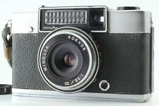 【AS IS】Minolta repo Rangefinder Film Camera w/1:2.8 30mm Lens From Japan 192