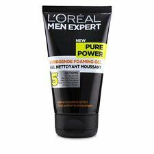 L'Oreal Men Expert Pure Power Foaming Gel 150ml Cleansers