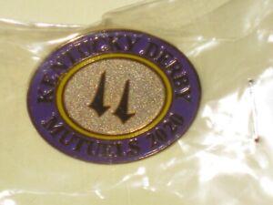 2020 Churchill Downs Kentucky Derby Mutuels Metal Pin