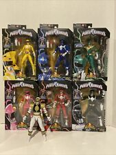 Power Rangers Legacy Collection Lot Megazord White Green Complete