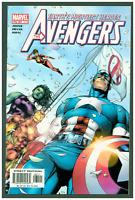 Avengers #61 VF/NM Marvel Comics 2003 Captain America Cover
