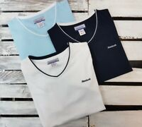 Reebok Ladies/Women`s Short Sleeve T-Shirt Top (R17)
