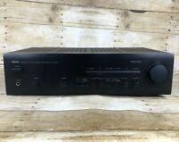 Yamaha Natural Sound Stereo Amplifier AV-75 PRO Dolby 120 Volts 230 Watts 60 Hz