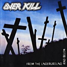OVERKILL - FROM THE UNDERGROUND AND BELOW LP ☆☆☆NEU/NEW☆☆☆