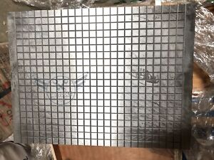 """Brand new-Cast iron machinist lapping plate 12x16"""" size, 4"""" height"""