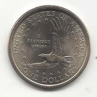1 Dolar U.S.A. India Sacagawea  2007 P @ Aguila @
