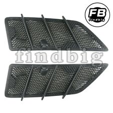 Left Right Hood Air Vent Grille Cover For Mercedes W164 ML & GL Class 1648804305