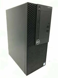 Dell OptiPlex 3050 Tower PC Intel i5-7500 3.40GHz 16GB DDR4 256GB SSD Win 10 Pro